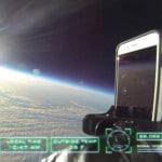 ทดสอบปล่อย iPhone 6 ตกลงมาจากนอกโลก !! ยังใช้งานได้อยู่ [ชมคลิป]