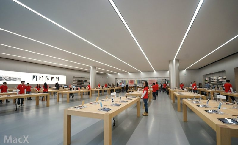 new-apple-store-in-chongqing-china-features-beautiful-glass-cylinder-design-photos-006