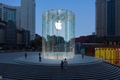 new-apple-store-in-chongqing-china-features-beautiful-glass-cylinder-design-photos