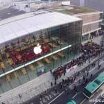 แอปเปิลเปิดตัว Apple Store สาขาใหญ่สุดในเอเชียที่เมืองหางโจว ประเทศจีน
