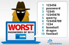 worst-password-2014