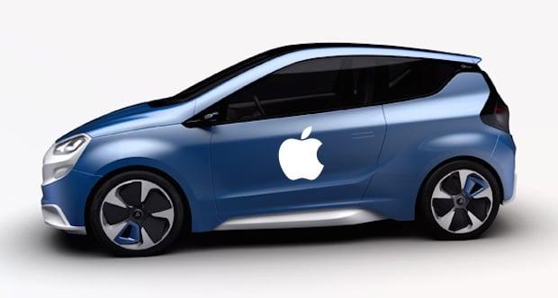 ภาพ concept Apple Car ไม่ใช่ของจริงนะ