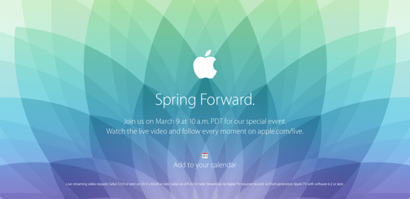 apple-special-event-9-march-spring-forward