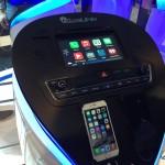 ลองเล่น Apple CarPlay ตัวจริงที่งาน International CES 2015