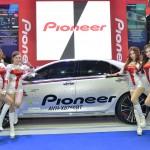 Pioneer เปิดตัวเครื่องเสียงรถยนต์ใช้ได้ทั้ง CarPlay และ Android Auto ในงาน Motor Show