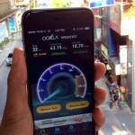 ทดสอบความเร็ว 4G TrueMove H ที่ศาลาแดงและสีลม
