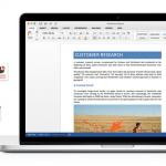 Microsoft เปิดตัว Office 2016 เวอร์ชัน Preview สำหรับแมค ทดลองใช้งานฟรี !!