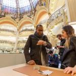 ชมภาพ Apple Watch Shop จากทั่วโลก ร้านค้าปลีกโฉมใหม่ของแอปเปิล