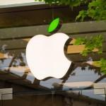 Apple เปลี่ยนสีใบไม้บนโลโก้ Apple Store เป็นสีเขียวรับวันคุ้มครองโลก