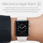 Apple โพสต์วิดีโอแนะนำวิธีใช้งาน Apple Watch