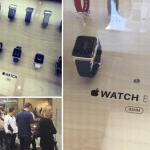 Apple Store ในออสเตรเลียและหลายประเทศ ทยอยเปิดให้ลูกค้าทดลองใช้ Apple Watch แล้ว