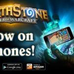 Hearthstone เกมการ์ดยอดฮิต เปิดตัวเวอร์ชันบนมือถือ iPhone และ Android แล้ว !!