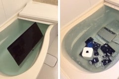 japanese-girl-throw-apple-product-in-the-water-revenge-cheating-boyfriend