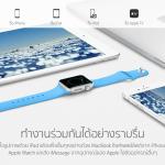 Apple เริ่มโฆษณา Apple Watch พร้อมกับ iOS, Mac แล้ว