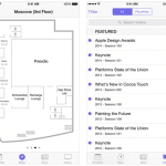 Apple ออกอัพเดตแอพ WWDC เตรียมงาน WWDC 2015 พร้อมรองรับ Apple Watch