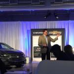 Chevrolet เตรียมส่ง CarPlay ลงเครื่องเสียงรถยนต์รุ่นปี 2016 ทั้งหมด 14 รุ่น