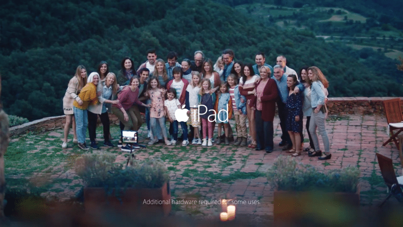 everything-changes-with-ipad-campaign