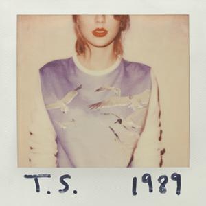 อัลบั้ม 1989 ของ Taylor Swift
