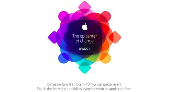 รวมช่องทางถ่ายทอดสดงาน WWDC 2015 ของ Apple เริ่มเที่ยงคืนนี้