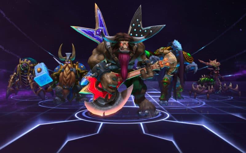 เกมส์ Heroes of the Storm