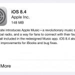 iOS 8.4 มาแล้ว !! พร้อม Apple Music อัพเดตได้เลยทั้ง iPhone, iPad และ iPod touch