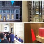 เปิดตัว Apple Store สาขาใหม่ในนิวยอร์ก ดีไซน์ไม่เหมือนใครพร้อมประตูตู้เซฟยักษ์