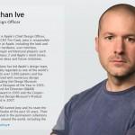 Apple อัพเดทหน้าเว็บผู้บริหารใหม่ Jony Ive เลื่อนเป็น Chief Design Officer พร้อมหน้าที่ใหม่