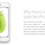 "Apple เปิดหน้าเว็บแคมเปญ ""ถ้าไม่ใช่ iPhone มันก็ไม่ใช่ iPhone"""