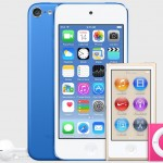 พบภาพ iPod สีที่ไม่เคยเปิดตัวมาก่อนใน iTunes 12.2 คาดเปิดตัว 14 ก.ค.นี้