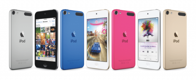 iPod Touch จะไม่หยุดแค่การฟังเพลงตามชื่อ iPod