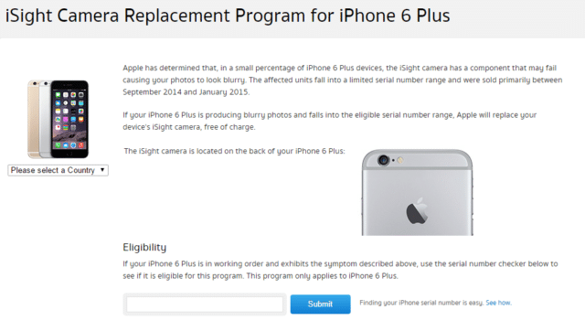 6plus replacement