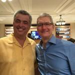 สนทนาสั้นๆ กับ Tim Cook: ฟีเจอร์ใหม่บน iPhone 6s, iPad Pro จะขายใคร? และอื่นๆ