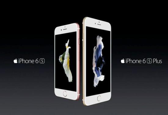apple revealed iPhone 6s and 6s plus-1