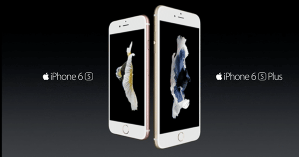 apple revealed iPhone 6s and 6s plus-featured