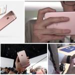 ชมภาพทุกมุมของ iPhone 6s สีชมพู Rose Gold จะสวยมุ้งมิ้งแค่ไหน ลองมาดูกัน