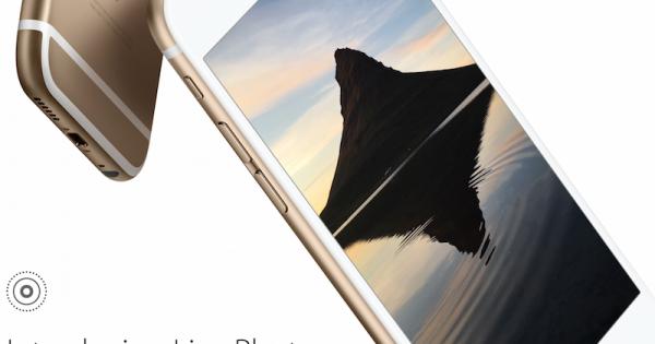 Apple Live Photos Siri