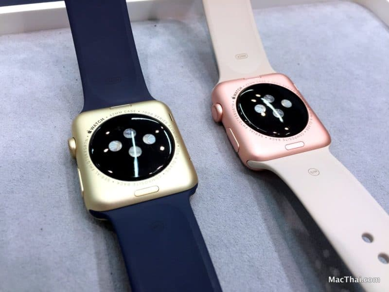 macthai-apple-watch-sport-rose-gold-and-gold-color-sell-istudio