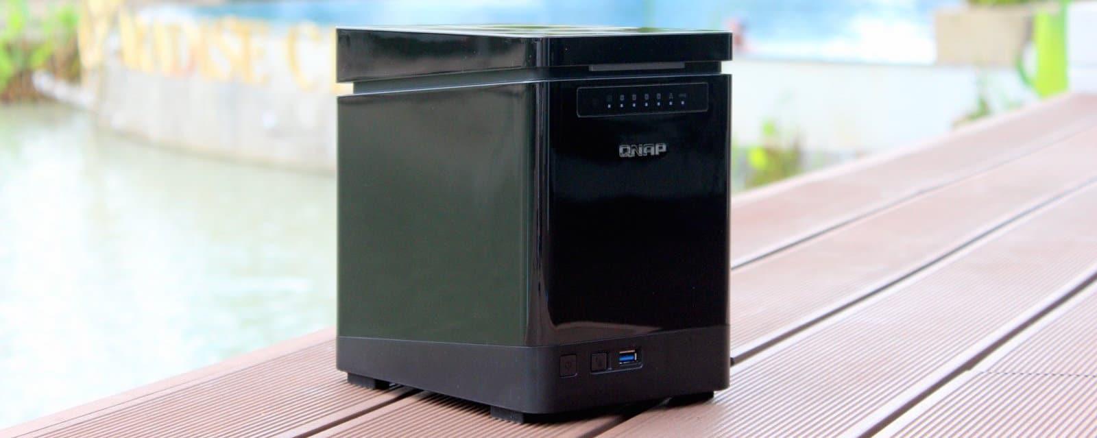 รีวิว: QNAP TS-453mini คู่หูจัดเก็บข้อมูล จิ๋วแต่แจ๋ว รองรับ