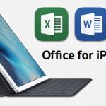 Apple เริ่มโปรโมต Office 365 เป็นอุปกรณ์เสริมสำหรับ iPad