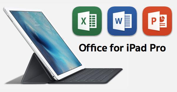 microsorft-office-ipad-pro