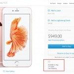 ยอด Pre Order ล็อตแรก iPhone 6s, 6s Plus ของหมดภายใน 24 ชั่วโมง !! สีชมพูขายดีสุด