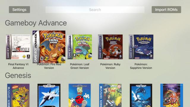 provenance apple tv emulator