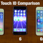 ชมคลิปทดสอบ Touch ID รุ่นใหม่บน iPhone 6s เร็วขึ้นแค่ไหน เทียบกับ iPhone 5s และ 6