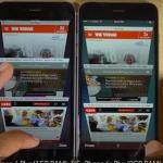 คลิปโชว์แรม 2GB บน iPhone 6s เปิดเว็บจำนวนมากสลับไปมาได้สบายๆ