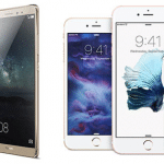 IDC เผยส่วนแบ่งมือถือตลาดโลกของ Apple และ Huawei ไล่ตาม Samsung มาติด ๆ