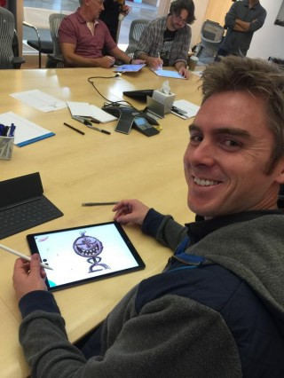 disney-artists-ipad-pro-hands-on-2