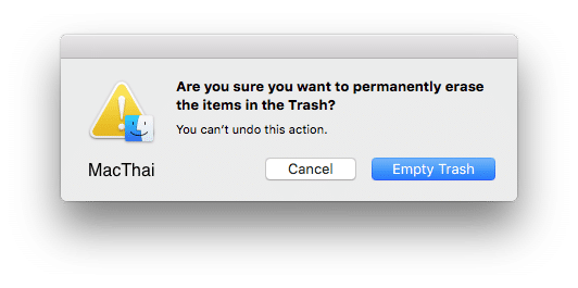 empty-trash-os-x