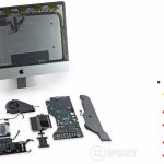 iFixit เผย iMac 21.5 นิ้ว รุ่นใหม่ ไม่สามารถเปลี่ยน RAM, Harddisk เองได้แล้ว