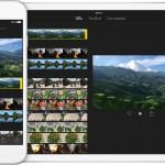 iMovie ออกอัพเดตบน iOS รองรับวิดีโอ 4K บน iPad Air 2, แก้บั๊ก iCloud Drive