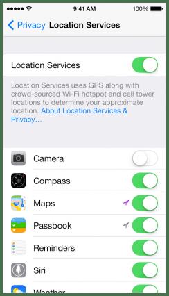 location service